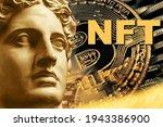 Nft Non Fungible Token. Crypto...