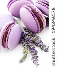 gourmet small colorful french... | Shutterstock . vector #194346578