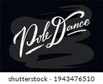 vector illustration of pole... | Shutterstock .eps vector #1943476510
