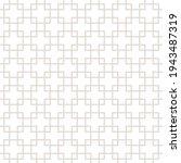 square grid vector seamless... | Shutterstock .eps vector #1943487319