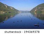 Small photo of Lake Nantua