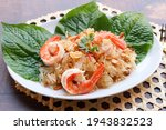 Pomelo Salad With Shrimp   In...