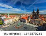 View Of Stare Mesto Square  Old ...
