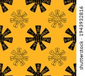 seamless pattern with the... | Shutterstock .eps vector #1943932816