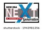 next generation quote... | Shutterstock .eps vector #1943981356