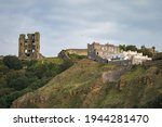 Scarborough Castle Is A Former...