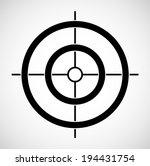 crosshair | Shutterstock .eps vector #194431754