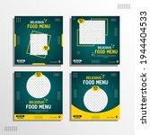 social media banner post... | Shutterstock .eps vector #1944404533