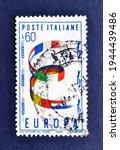 Italy   Circa 1957   Cancelled...