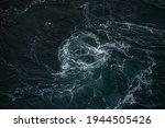 Water Vortex At Maelstrom...