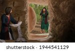 3d Illustration Of Peter And...