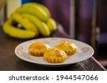 Homemade Banana Patties....