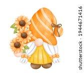 digital paint watercolor... | Shutterstock .eps vector #1944671416