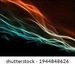 3d render of a network... | Shutterstock . vector #1944848626