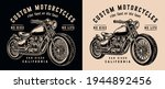 custom motorbike vintage... | Shutterstock .eps vector #1944892456