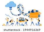 banner vector design of...