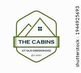 retro vintage  cabins logo...   Shutterstock .eps vector #1944925693