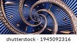 Time Spiral Clock Concept....