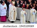 Vatican City   April 27 2014 ...