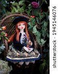 Doll. A Collectible Doll With...
