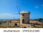 Historical Windmill Of...