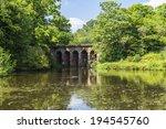 Old Viaduct In Hampstead Heath...
