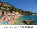 villefranche sur mer  france  ... | Shutterstock . vector #194550464
