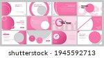 funky pink color presentation...