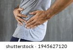 Man Suffering From Hip Joint...