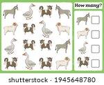 Farm Animals  Donkey  Goose ...