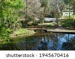 Ravine Gardens State Park  A...