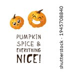 cartoon character emoji ... | Shutterstock .eps vector #1945708840