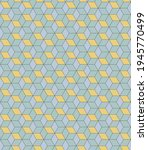 seamless pattern with geometric ...   Shutterstock .eps vector #1945770499