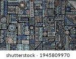 national african vector... | Shutterstock .eps vector #1945809970