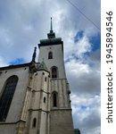 Beautiful Architecture In Brno...