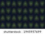 seamless halftone arrow... | Shutterstock .eps vector #1945957699