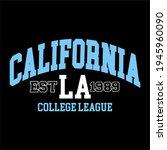 California Typography  Grunge...