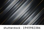 abstract black background with... | Shutterstock .eps vector #1945982386