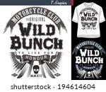 tee graphics | Shutterstock .eps vector #194614604