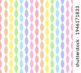 rainbow seamless vertical...   Shutterstock .eps vector #1946171833