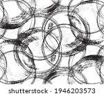 circular texture. distressed... | Shutterstock .eps vector #1946203573