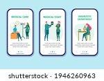 medical mobile application...   Shutterstock .eps vector #1946260963