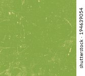 distressed green texture for... | Shutterstock . vector #194639054