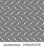 seamless geometric striped...   Shutterstock .eps vector #1946391370