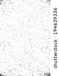 overlay dust grainy texture for ... | Shutterstock . vector #194639336