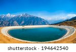 Himalayan Landscape With An...