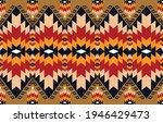 gemetric ethnic oriental ikat... | Shutterstock .eps vector #1946429473