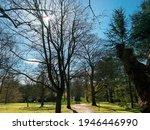 Cannizaro Park On A Sunny Day ...