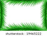 spruce frame | Shutterstock . vector #19465222