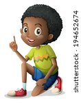 1,adorable,alone,background,black,boy,brown,cartoon,child,clip-art,clipart,complexion,curly,cute,dark